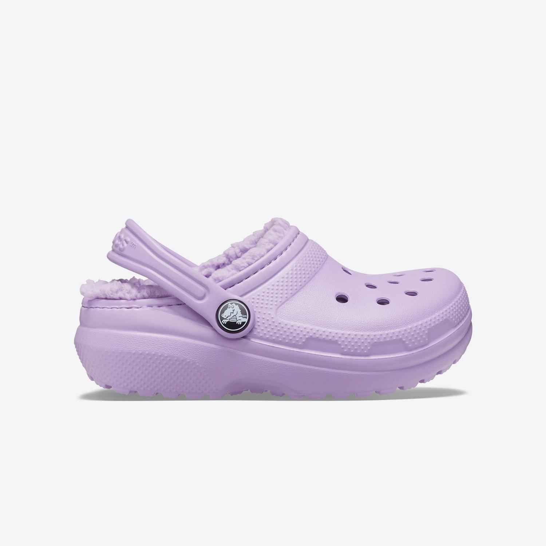 Crocs Classic Lined Clog Παιδικά Σανδάλια (9000089657_3036)