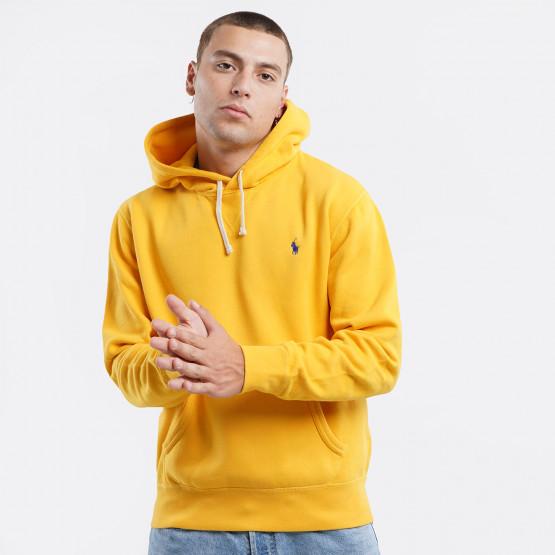 Polo Ralph Lauren Ανδρική Μπλούζα με Κουκούλα