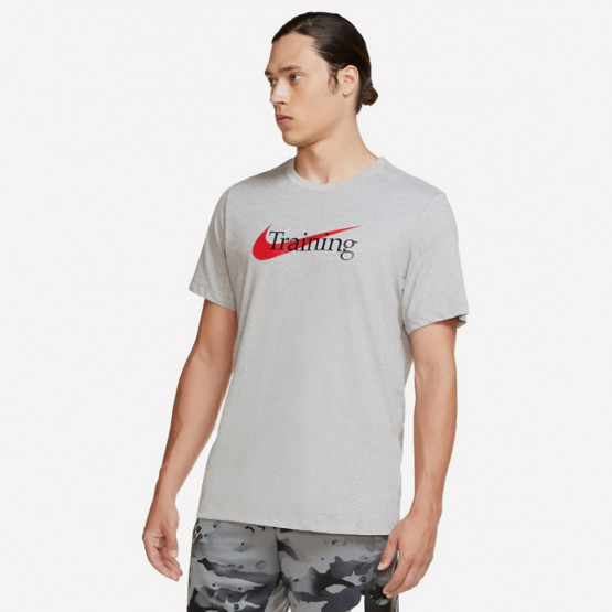 Nike Dri-Fit Swoosh Ανδρικό T-Shirt