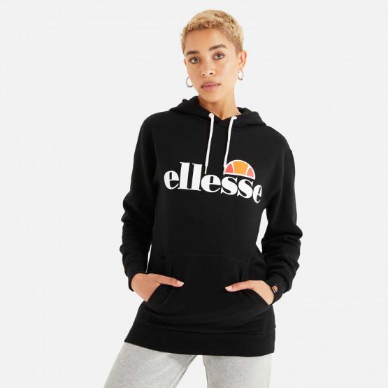 Ellesse Torices Oh Γυναικεία Μπλούζα Με Κουκούλα