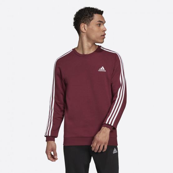 adidas Performance Essentials Fleece 3-Stripes Men's Sweatshirt