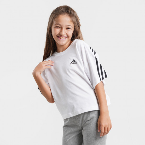 adidas Performance Future Icons Sport 3-Stripes Kid's T-shirt