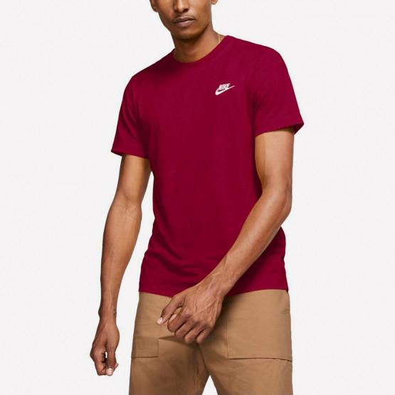 Nike Club Embroidered Ανδρικό T-Shirt