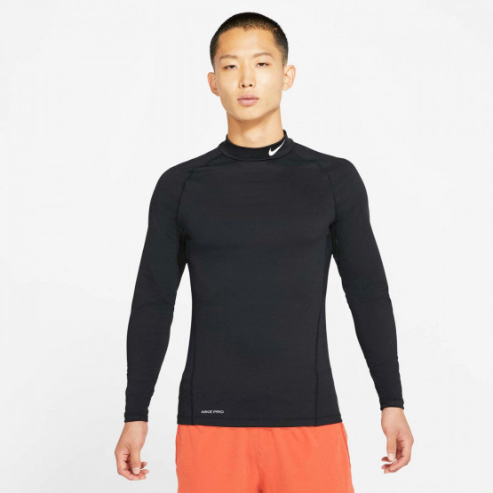 Nike Pro Warm Men's Long Sleeve T-Shirt