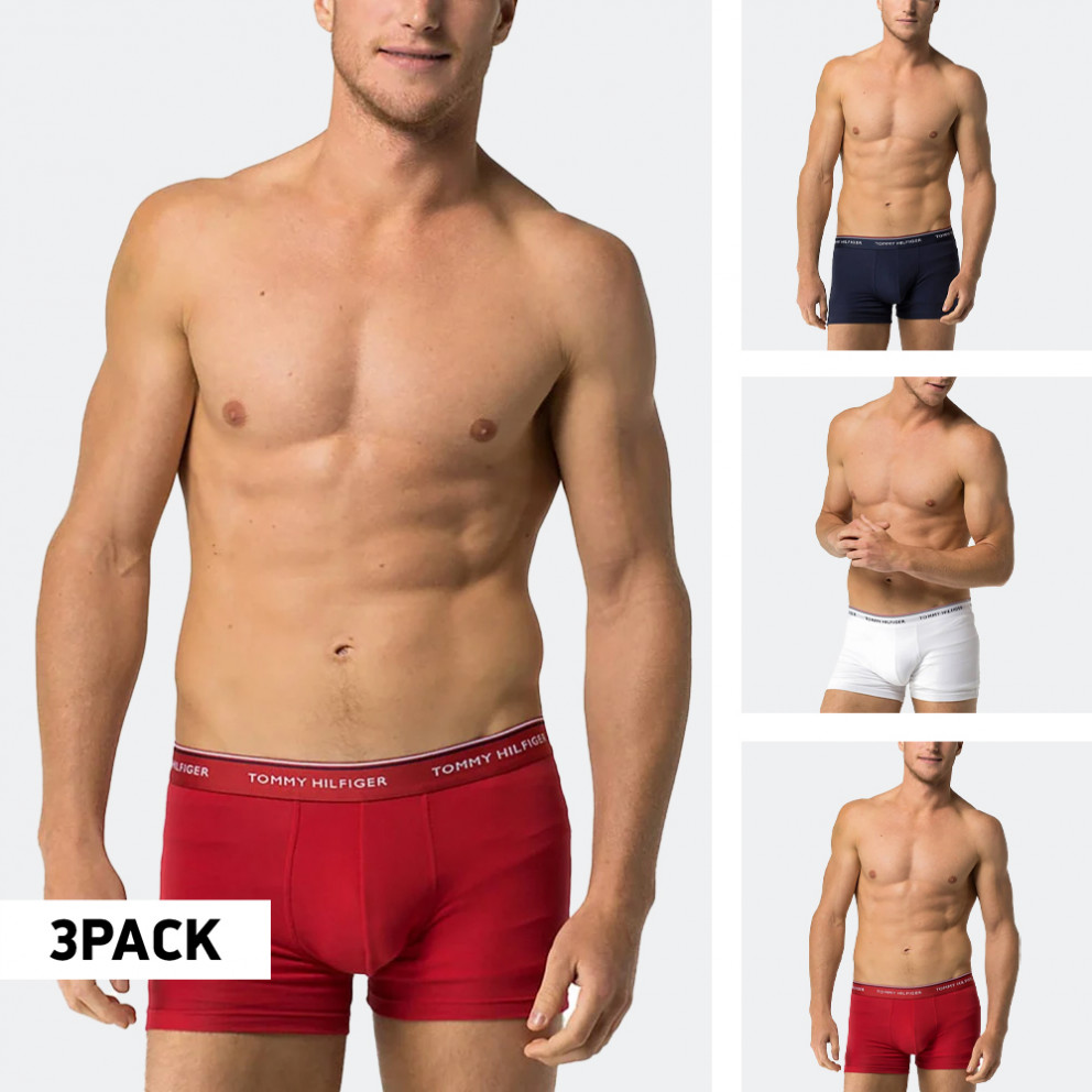 Tommy Jeans Premium Essential 3 Pack Trunk