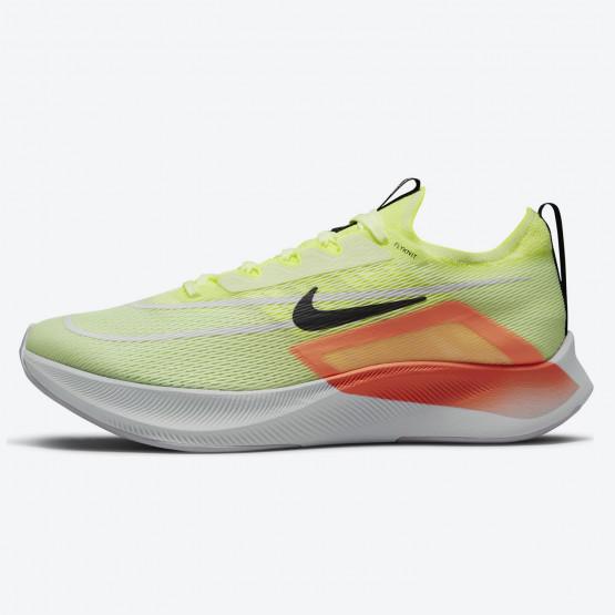 Nike Zoom Fly 4 Ανδρικά Παπούτσια για Τρέξιμο