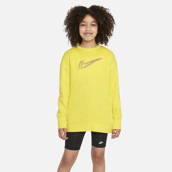 Nike Sportswear Dance Παιδικό Φούτερ