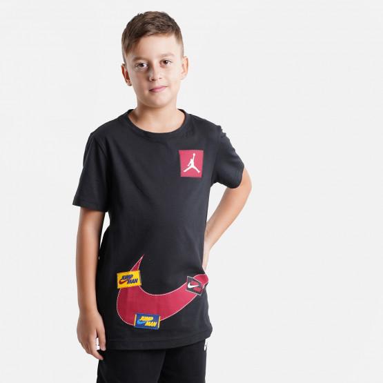 Jordan Jumpman Παιδικό T-Shirt