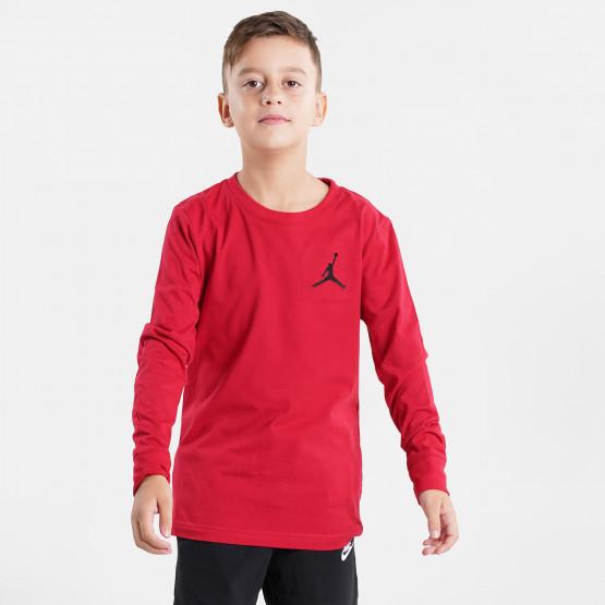 Jordan Jumpman Air Kids' Long Sleeve T-Shirt