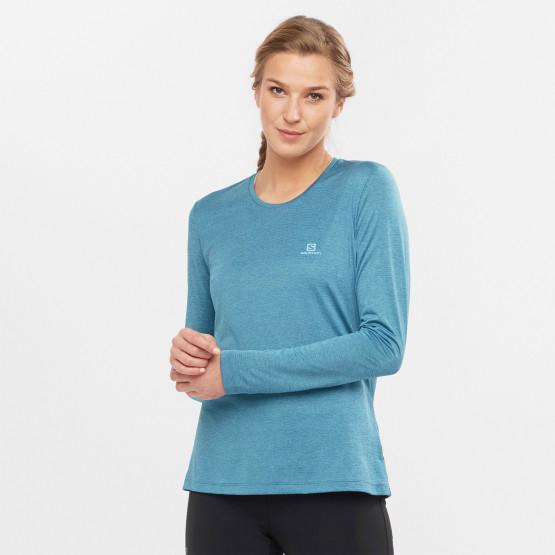 Salomon Running Agile Women's Long Sleeve T-shirt