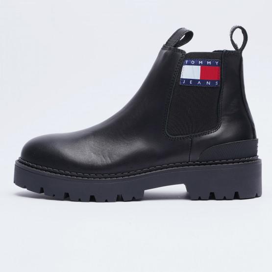 Tommy Jeans Heritage Branding Chelsea
