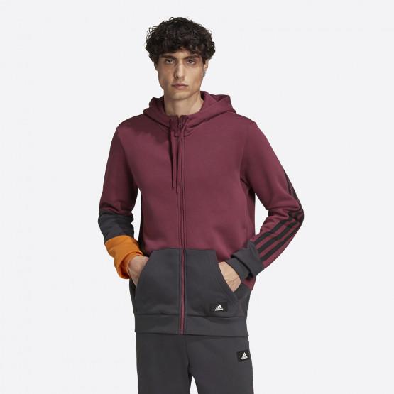 adidas Performance Sportwear Colorblock Ανδρική Ζακέτα