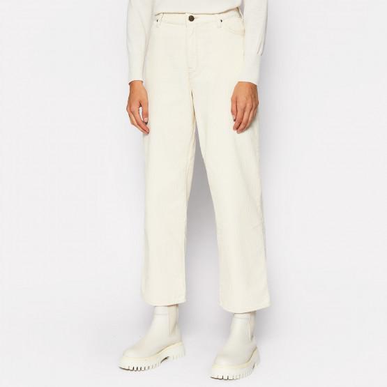 Lee Wide Leg Long Γυναικείο Παντελόνι