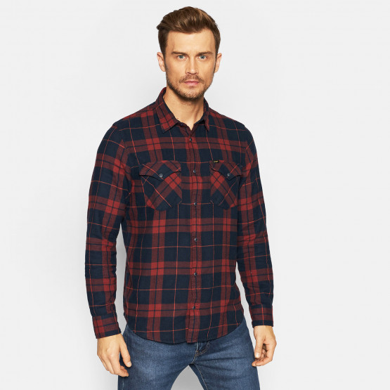Lee Clean Reg Western Men's Shirt