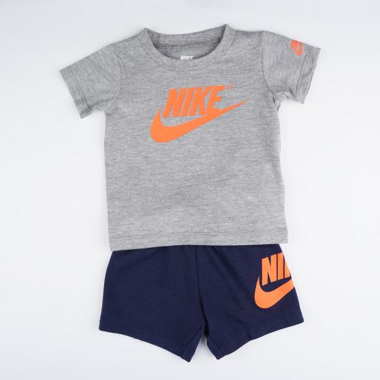 Nike Nkb Futura Short Παιδικό Σετ