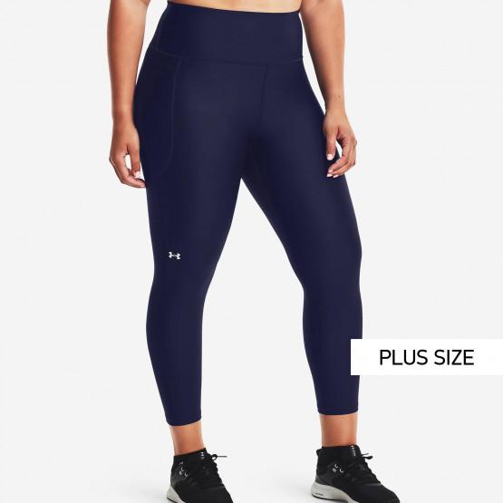 Under Armour Damen HeatGear® Hi Ankle Women's Plus Size Leggings
