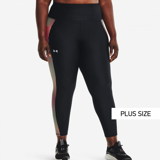Under Armour HeatGear® Waistband Panel Ankle Women's Plus Size Leggings