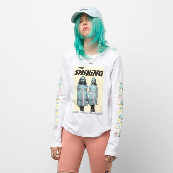 Vans x The Shining Γυναικεία Μακρυμάνικη Μπλούζα