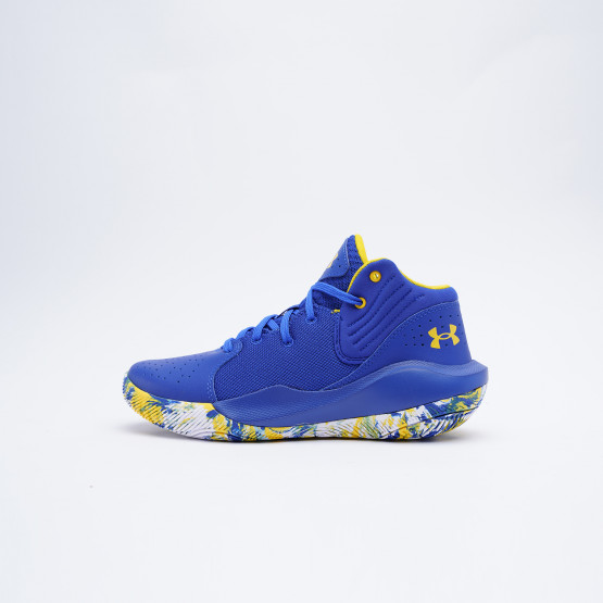 Under Armour Jet '21 Kids' Basketball Shoes