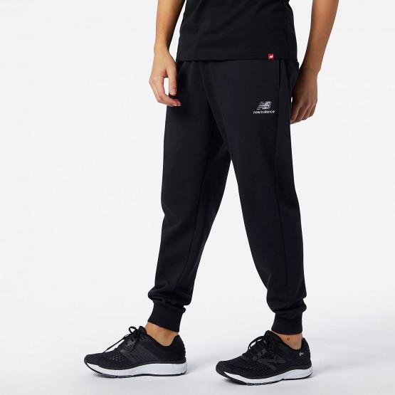 New Balance Essentials Embroidered Ανδρικό Παντελόνι Φόρμας