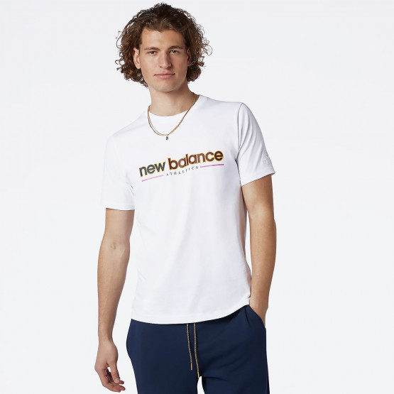New Balance Athletics Higher Learning Ανδρικό T-shirt