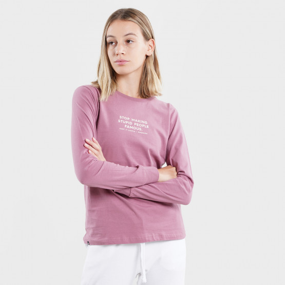 Emerson Γυναικεία Μπλούζα με Μακρύ Μανίκι