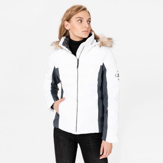 Salomon Alpine Skiing Stormcozy Jacket W-White Μπο