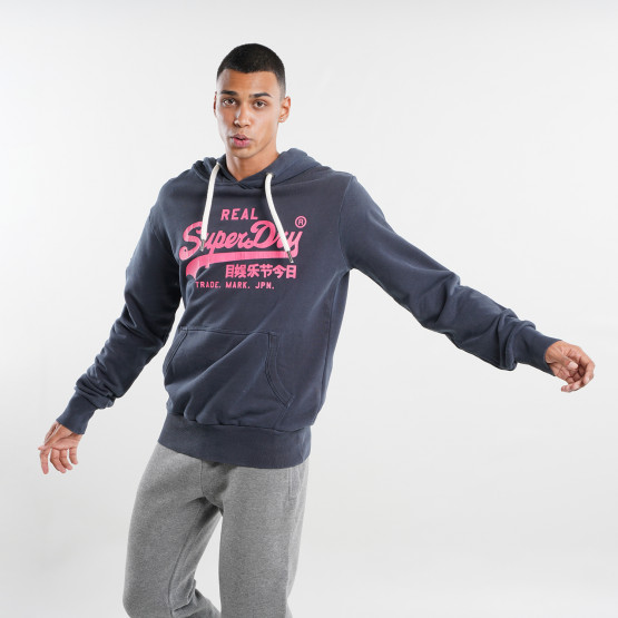 Superdry Vl Duo Men's Blouse With Hood