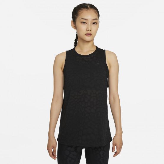 Nike Pro Dri-FIT Γυναικεία Αμάνικη Μπλούζα
