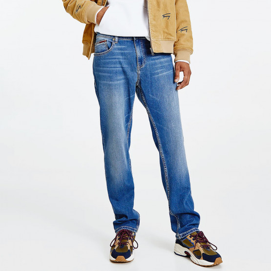 Tommy Jeans Ryan Regular Straight Faded Ανδρικό Τζιν Παντελόνι (Μήκος 32L)