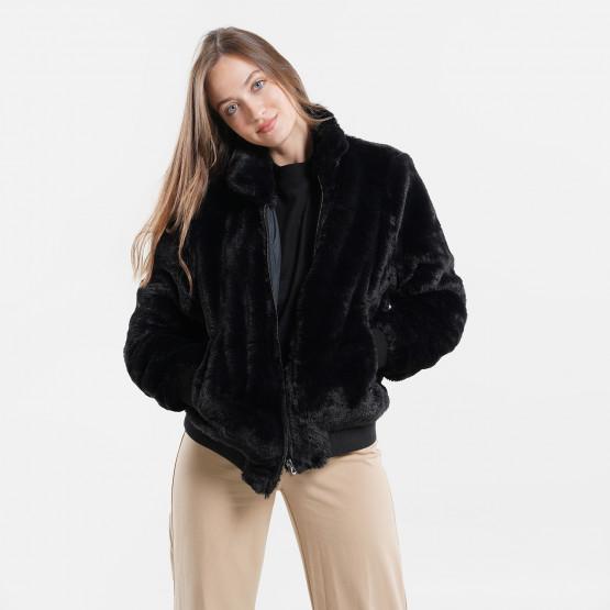 Emerson Fur Γυναικείο Μπουφάν