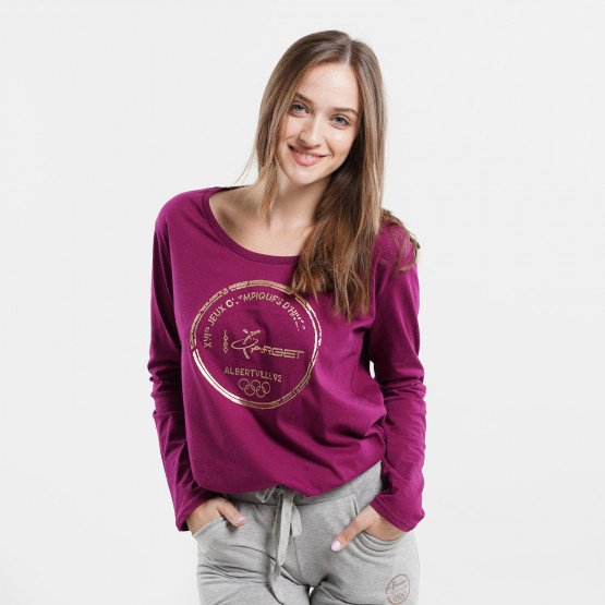 "Target ""Olympics"" Women's Long-Sleeve T-shirt"