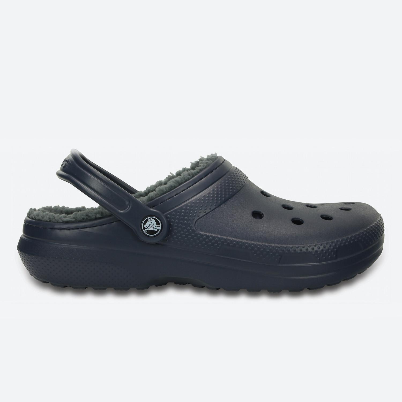 Crocs Classic Lined Clog Ανδρικές Παντόφλες (9000089658_16657)