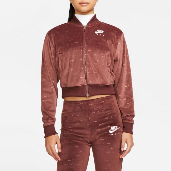 Nike Air Γυναικεία Βελουτέ Ζακέτα