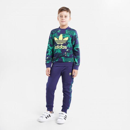 adidas Originals Crew Παιδικό Σετ Φόρμας