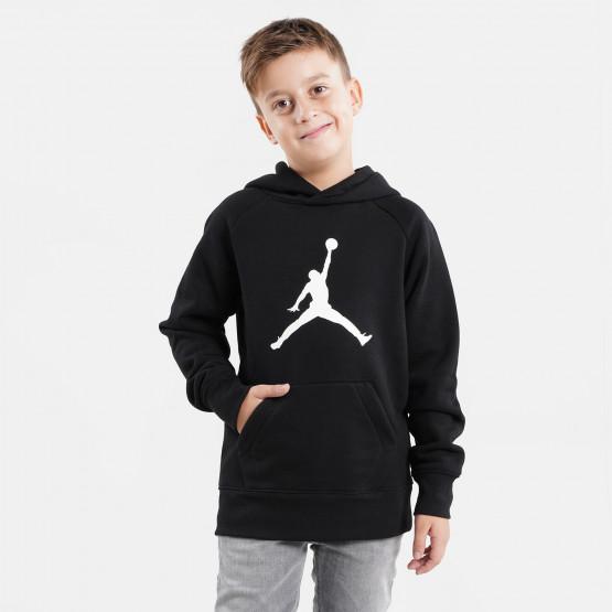 Jordan Jumpman Logo Fleece Παιδικό Φούτερ