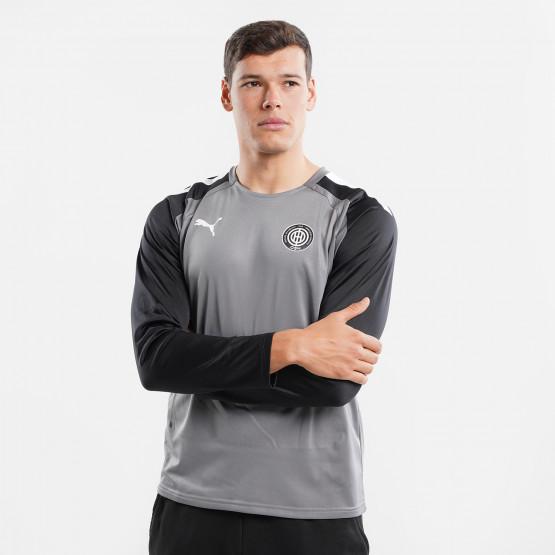 Puma x OFI Crete F.C Training Ανδρική Μπλούζα Φούτερ