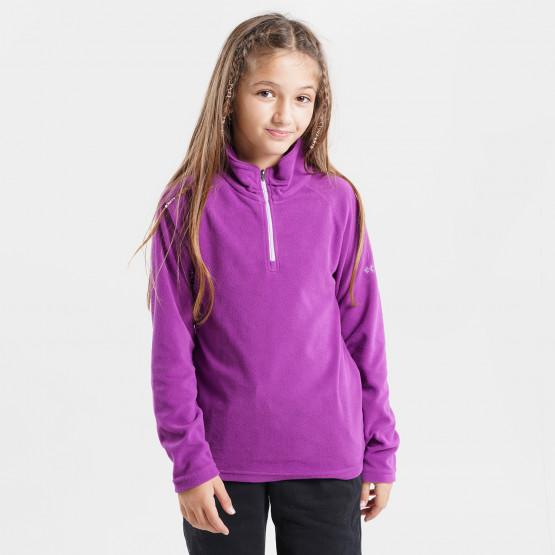 Columbia Glacial Fleece Παιδική Μπλούζα Φούτερ