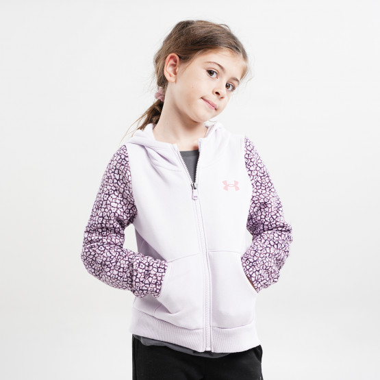 Under Armour Rival Fleece Παιδική Ζακέτα