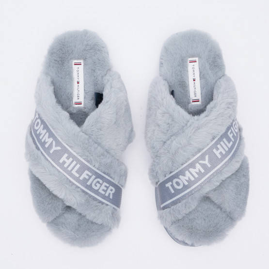Tommy Jeans Furry Home Women's Slippers