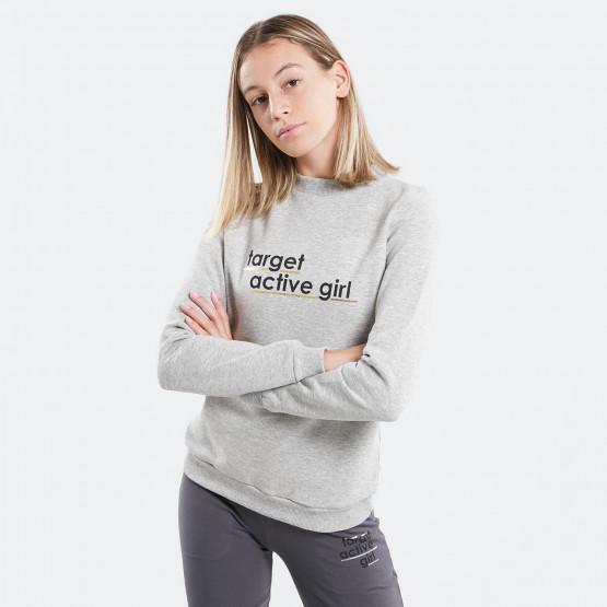 Target Logo ''Active'' Women's Sweatshirt