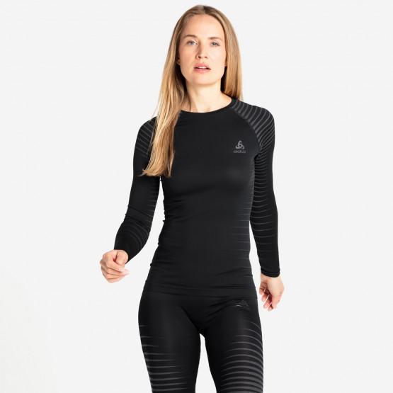 Odlo Performance Light Γυναικεία Ισοθερμική Μακρυμάνικη Μπλούζα