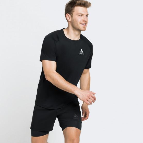 Odlo Running Crew Neck Essential Ανδρικό T-shirt Για Τρέξιμο