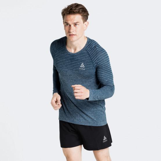 Odlo Running T-Shirt Men's Long Sleeve Base Layer