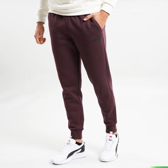 Puma Essentials Logo Fleece Men's Track Pants
