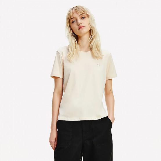 Tommy Jeans Slim Jersey  Women's T-Shirt