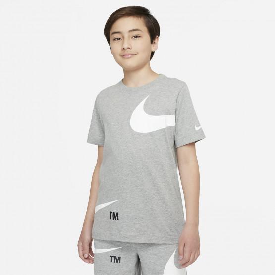 Nike B Nsw Tee Swoosh Pack Fa21