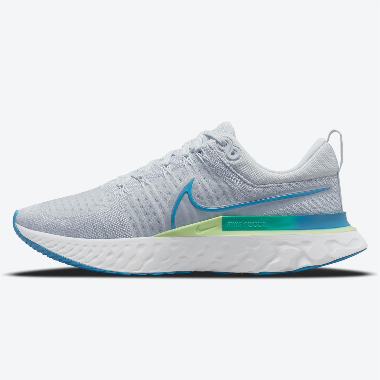 Nike React Infinity Run Flyknit 2 Ανδρικά Παπούτσια για Τρέξιμο (9000080343_53234)