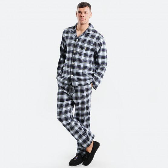 Polo Ralph Lauren Flannel Ανδρικό Σετ Πιτζάμας