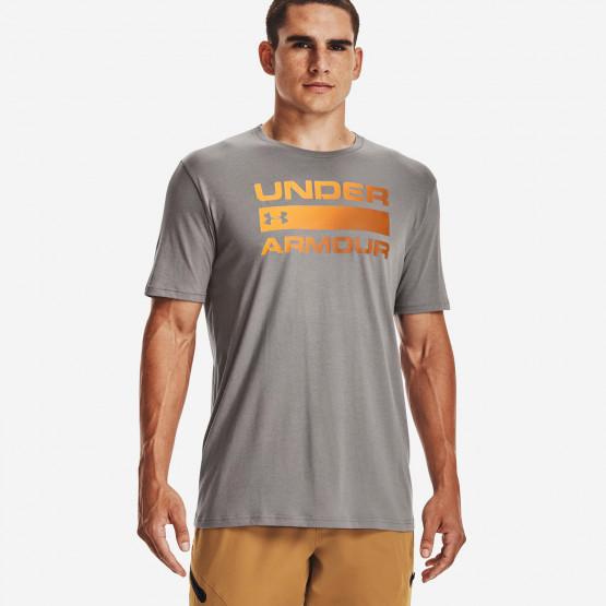 Under Armour Team Issue Wordmark Ανδρικό Τ-shirt